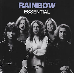 RAINBOW-ESSENTIAL-CD-BEST-OF-GREATEST-HITS-RITCHIE-BLACKMORE-70-039-s-NEW