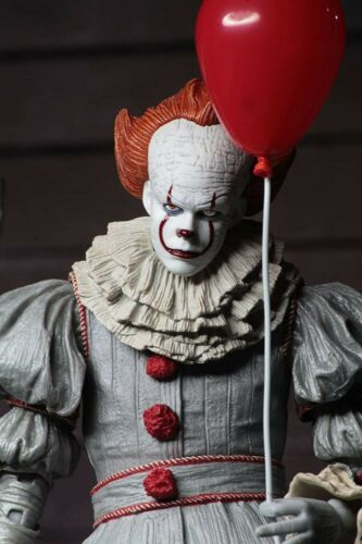 NECA IT Ultimate Pennywise action Figure.