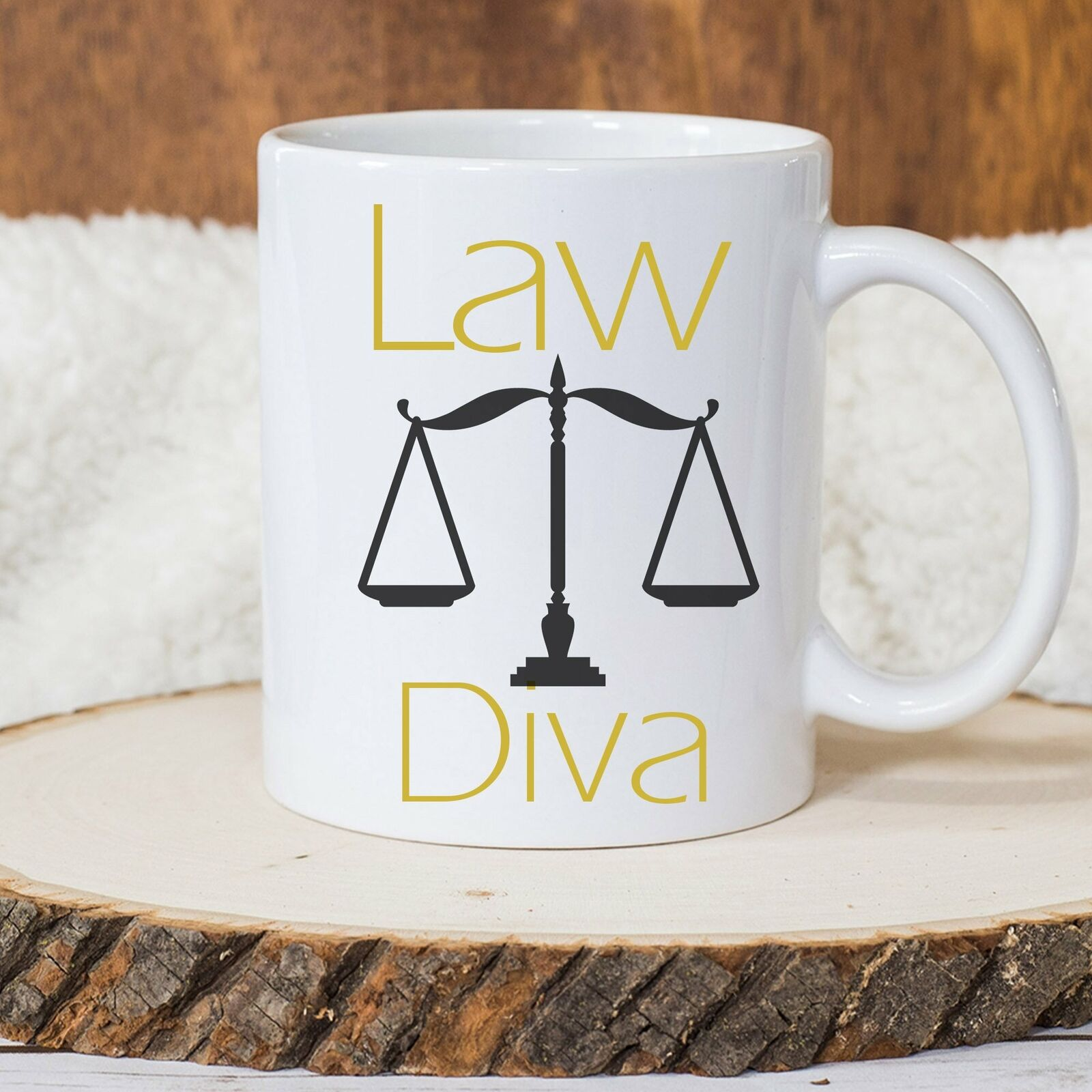 Personalized Lawyer Attorney Coffee Mug, Lawyer Gift, Christmas Gifts for Attorn 1