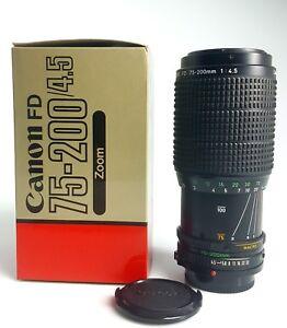 Canon Fd 75-200/4,5