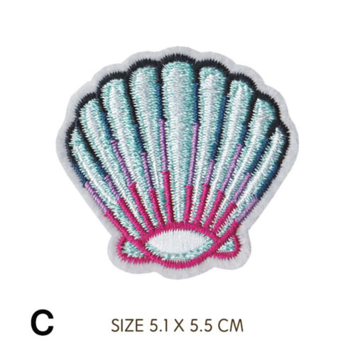 DIY Stripes Clothing Clothes Stickers Embroidery Appliques Iron On Patches