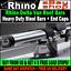 BARN-H1 Vauxhall Vivaro Roof Rack Bars x4 Roller Used For Ladders 2002-2014