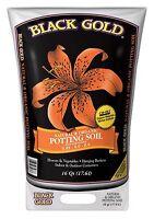 Black Gold 1302040 16-quart All Organic Potting Soil , New, Free Shipping on sale