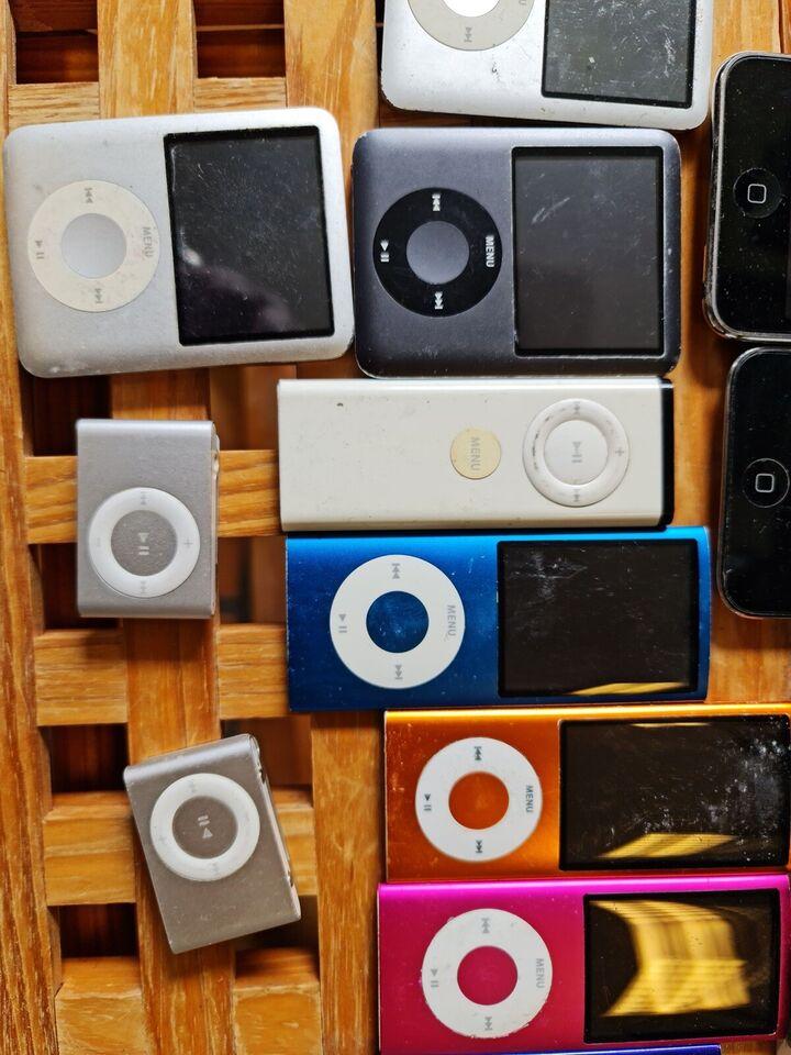 iPod, foreskelig modeller