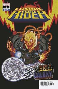 COSMIC GHOST RIDER #5 (OF 5) SUPERLOG - MARVEL - RELEASE DATE 14/11/18