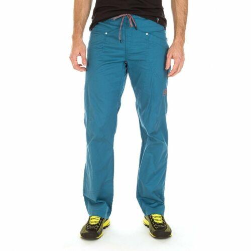 60 /& 65/% OFF RETAIL La Sportiva Bolt Pants Men/'s Cotton Climbing Hiking Active