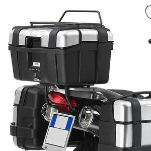 Attacco-posteriore-GIVI-SR685-bauletto-MONOKEY-BMW-F-650-GS-2004-2005-2006-2007