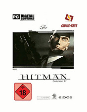 Hitman Codename 47 Steam Key Pc Game Download Code Neu Global [Blitzversand]