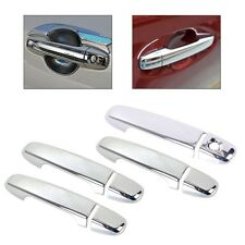 NEW!4pcs Chrome Door Handle Cover Trim fit for Toyota Camry 2012 2013 2014