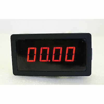 "0.56"" LED Display Digital Motor Tachometer Speed Measure Meter panel 30-9999RPM"