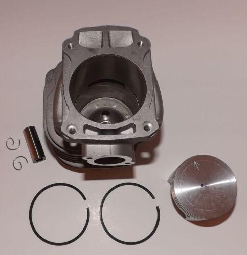 "Fits STIHL TS480i TS500i CYLINDER PISTON KIT 52mm 14/"" with starter"