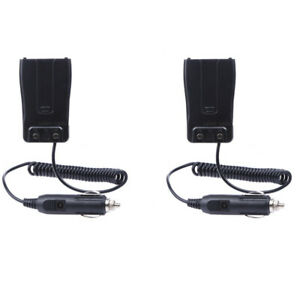 2Pcs BL-1 Battery Eliminator For Baofeng BF-888S BF-777S/666S H777 Walkie Talkie