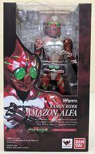Kamen Rider Amazons - S.H.Figuarts Kamen Rider Alpha by Bandai Tamashii Nations