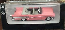 1958 Buick Convertible City Cruiser NewRay 1:43 FREE SHIPPING