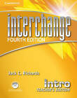 Interchange Intro Teacher's Edition with Assessment Audio CD/CD-ROM by Jack C. Richards (Mixed media product, 2012)