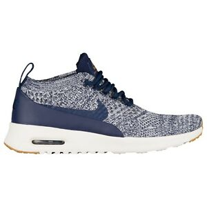 c22830485184a Nike Air Max Thea Ultra FK Running Shoes Size 7 - 10 Navy Blue White ...
