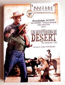 Les-aventuriers-du-desert-Randolph-SCOTT-John-STURGES-dvd-Tres-bon-etat