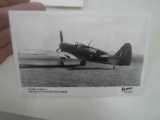 RP Postcard - Fairey Firefly - One Rolls Royce Griffon II Engine - Aircraft