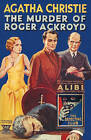 The Murder of Roger Ackroyd [90th Anniversary Edition] by Agatha Christie (Hardback, 2016)