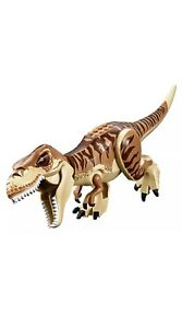 LEGO-Jurassic-World-T-Rex-taken-from-75933
