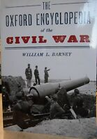 The Oxford Encyclopedia Of The Civil War By Wm. Barney Paperback Book