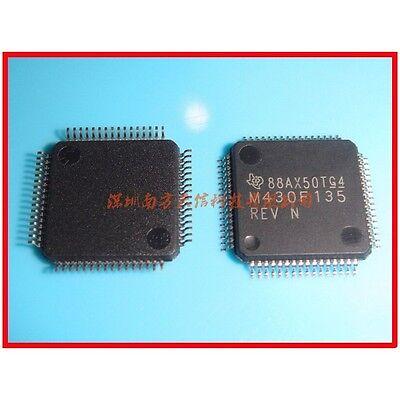 2PCS X M430F135 MSP430F135IPMR QFP64 TI