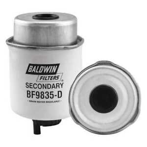 Fuel Filter,5-9/32 x 3-3/16 x 5-9/32 In BALDWIN FILTERS BF9835-D |