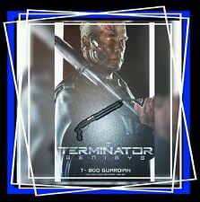 1/6 Hot Toys Terminator Genisys T-800 Shotgun MMS307 *US Seller*
