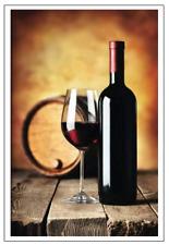 Website Password Keeper Internet Username Journal Book Logbook Wine Glass Bottle
