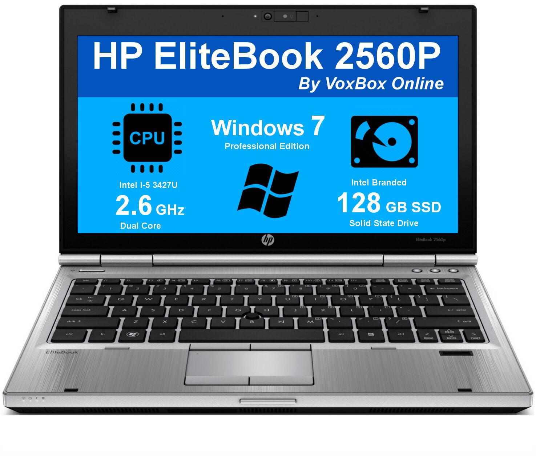 HP EliteBook 2560p Notebook PC | HP® Customer Support