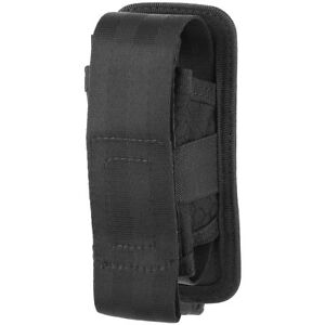 Maxpedition-Agr-Gaine-Unique-Pochette-Hexagonale-Nylon-Ripstop-Tool-Pocket-Noir