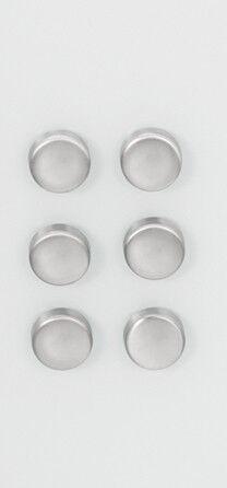 zeller PRESENT Magnetset 6tlg 2,7cm Edelst 11203