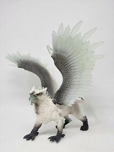 Schleich Eldrador Creatures Ice Griffin Toy Action Figure for Kids Ages 7-12