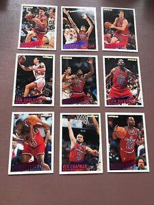 1994-95-Fleer-Basketball-WASHINGTON-BULLETS-TEAM-SET