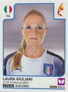 Sticker-137-Laura-Giuliani-Italien-Frauen-EM2017