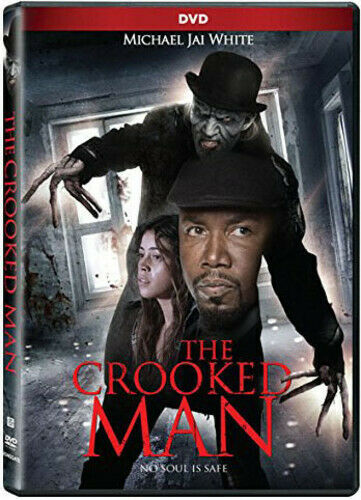 The Crooked Man DVD NEW
