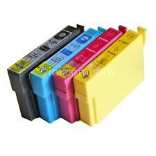 4 XL PATRONEN für den EPSON S22 SX230 SX235W SX420W SX425W SX440 SX445W BX305FW