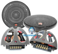 Morel Hybrid Integra 402 4 Car 2-way Quality Component Speakers Crossovers on Sale