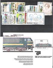 jaargang 1985 compleet postfris