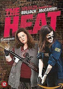 The Heat DVD /   Buch   Zustand sehr gut