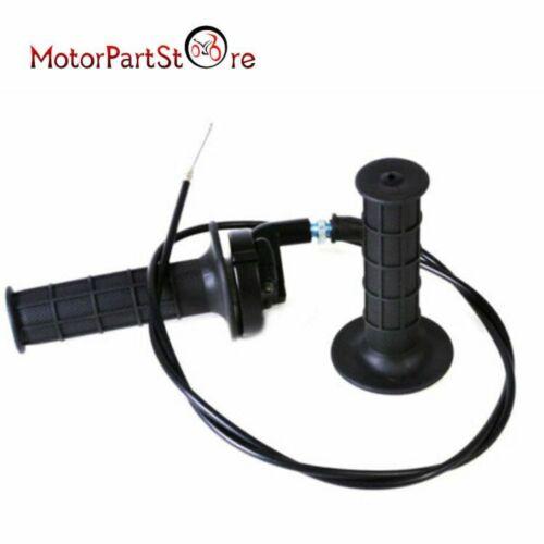 """36/"""" poignée d/'accélérateur avec le cable pour KTM KTM50 KTM65 144 150 175 250"""