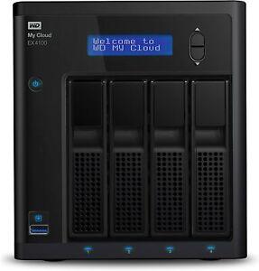 WD-4TB-4-x-1TB-My-Cloud-Expert-Series-EX4100-4-Bay-NAS-with-Drives-Kit