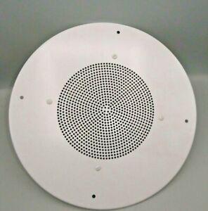Soundolier 8 Ohm 70.7V Ceiling Speaker 1/2, 1, 2, 5 Watt settings