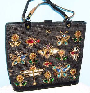 purse collins of texas vintage