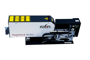 Rofin-Laser-Rsy-E-20-Shg-II-D-avec-Cooling-Unite-de-Controle-et-Generateur-532nm