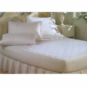 Classic-Poly-Cotton-Quilted-Fitted-Mattress-Pad