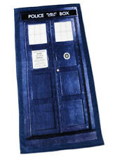 "Doctor Who - 100% Cotton Tardis Bath / Beach Towel (60"" X 30"")"