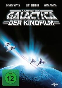 BATTLESTAR-GALACTICA-Versione-cinematografica-LORNE-GREENE-1978-DVD