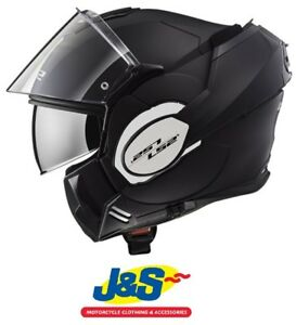 b9ef3b26 LS2 FF399 Valiant single Mono Flip Front Motorcycle Helmet Modular ...