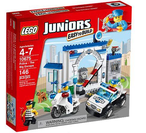 LEGO Juniors Police – The Big Escape (10675)